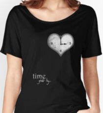 time goes by... Women's Relaxed Fit T-Shirt