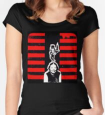 The WB Album Women's Fitted Scoop T-Shirt