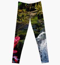 CANOE & ABSEIL  Leggings