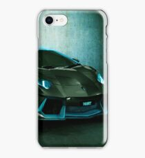 Lamborghini iPhone Case/Skin