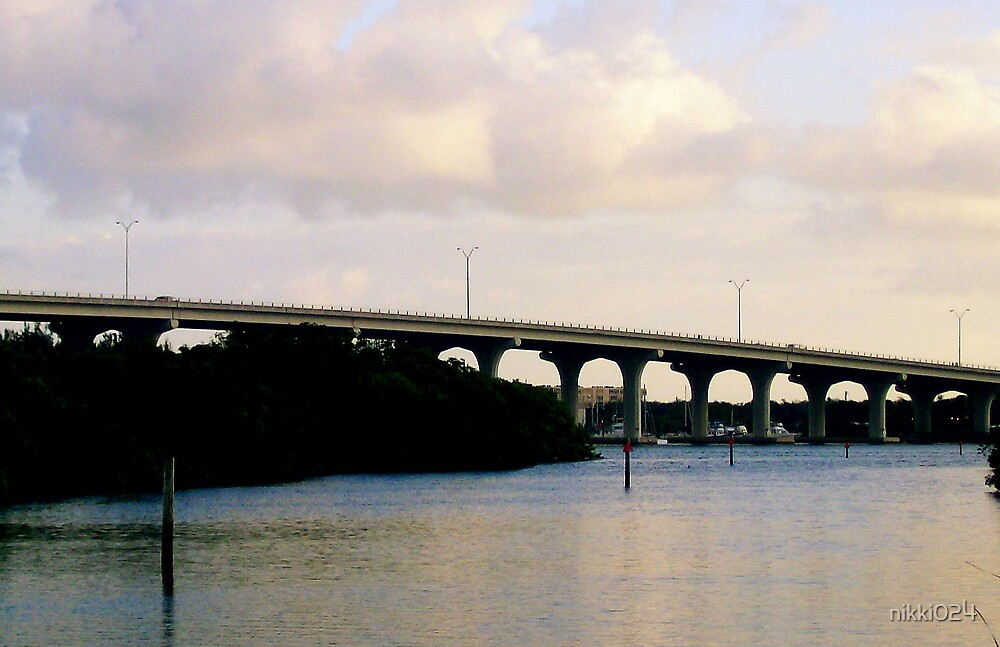 over the bridge 2 by nikki024