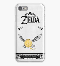 Zelda legend - Fairy Navi doodle iPhone Case/Skin