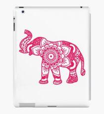 Mandala Elephant Pink iPad Case/Skin