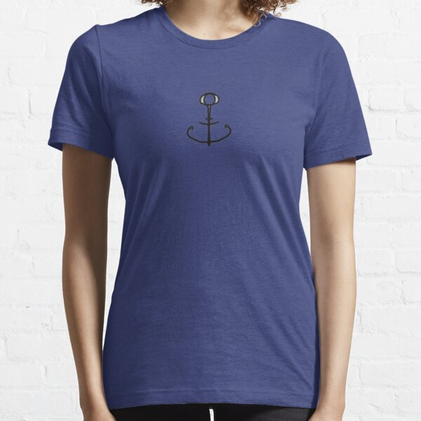 Captain Haddock inspired motif Essential T-Shirt