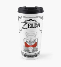 Zelda legend - Red potion Travel Mug