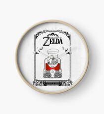 Zelda legend - Red potion Clock