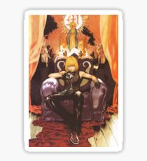 Death Note Mello Sticker