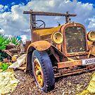 Dodge on the Rocks by sjphotocomau