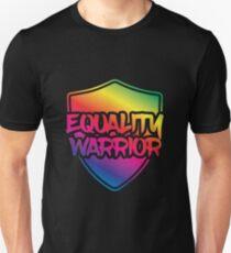 Equality Warrior Unisex T-Shirt