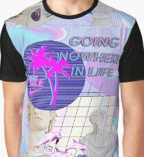 Going  Nowhere  In Life a e s t h e t i c Graphic T-Shirt