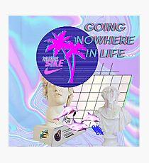 Going  Nowhere  In Life a e s t h e t i c Photographic Print
