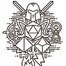 RPG minimal by artlahdesigns