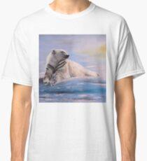 At the dawn of the polar bear Classic T-Shirt