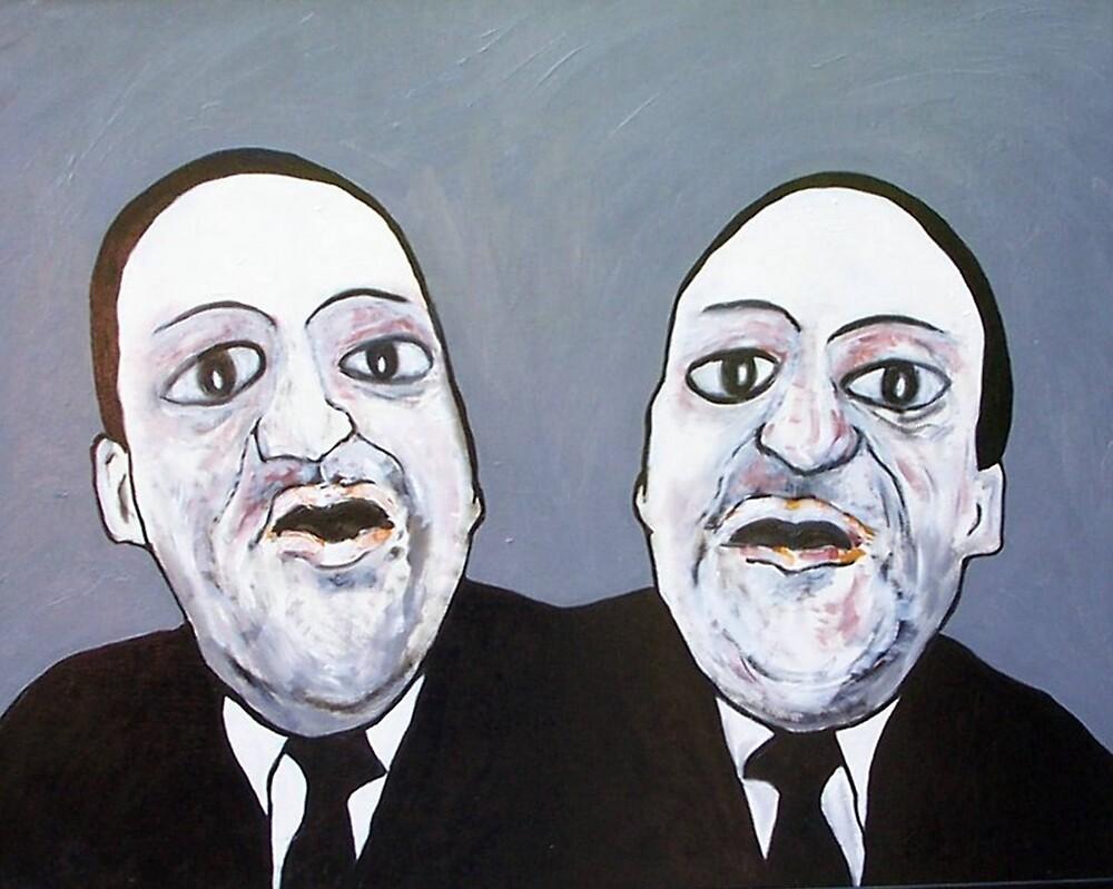 Politicians - Left & Right by Stephen Stevenson