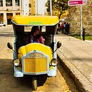 Yellow Taxi by Marilyn Cornwell