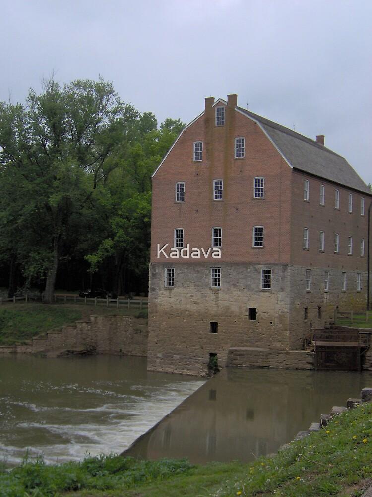 Old Mill  by Kadava