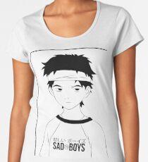 Sad Boys Naota Women's Premium T-Shirt