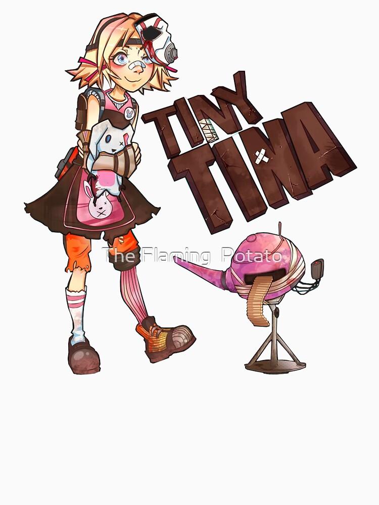 Tiny Tina | Unisex T-Shirt