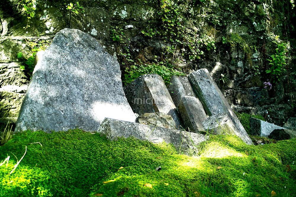 old stones by miclile