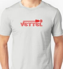 World Champion Sebastian Vettel Unisex T-Shirt