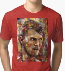 Aaron Ramsey - She Wore a Yellow Ribbon... Tri-blend T-Shirt