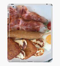 Full English Breakfast iPad Case/Skin