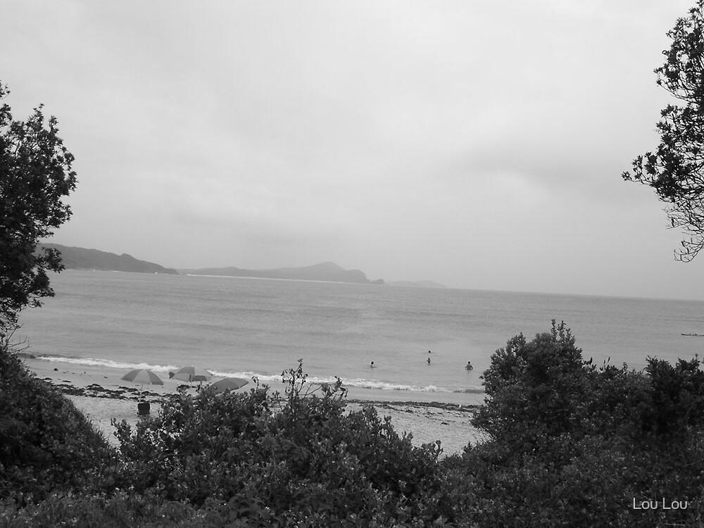 The Beach by Lou Lou