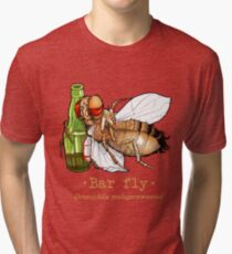 Bar fly Tri-blend T-Shirt