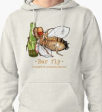 Bar fly Pullover Hoodie