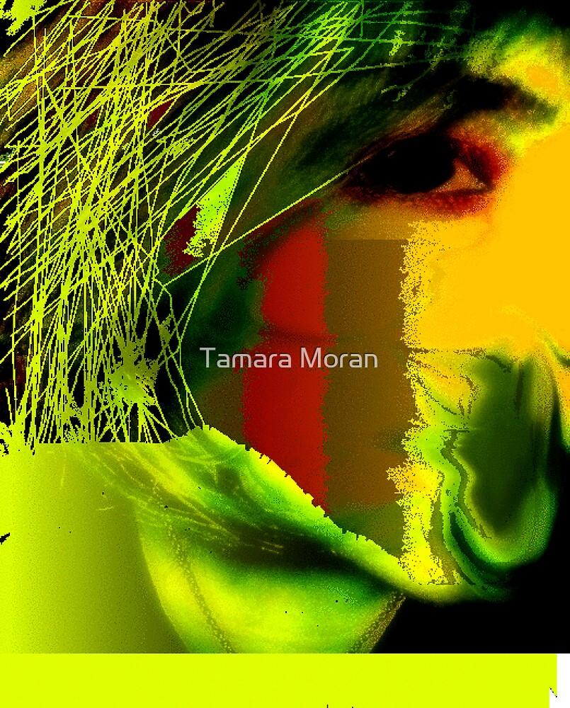 Distorted Perfection  by TAMARA MORAN
