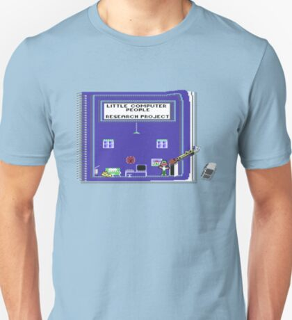 Gaming [C64] - Little Computer People T-Shirt