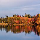 Fall In Canada by Lynn Bolt