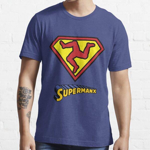 SUPERMANX - T-shirt Ile de Man T-shirt essentiel
