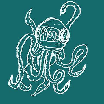 Helmet Squid by The-Great-Tree