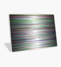 lines background Laptop Skin
