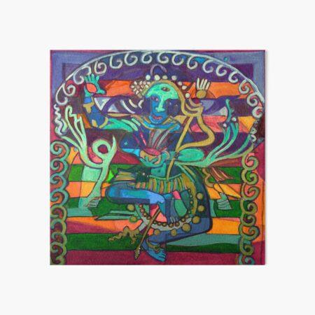 Hexagram 23-Po (Splitting Apart) Art Board Print