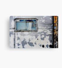 Airstream Canvas Print