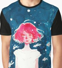 fishtank Graphic T-Shirt