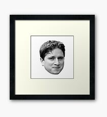 Kappa Icon Twitch Chat Framed Print