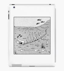 Tyrannosaurus wrecks iPad Case/Skin