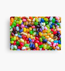 Jelly Bellies Canvas Print