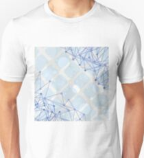 abstract chemical background Unisex T-Shirt