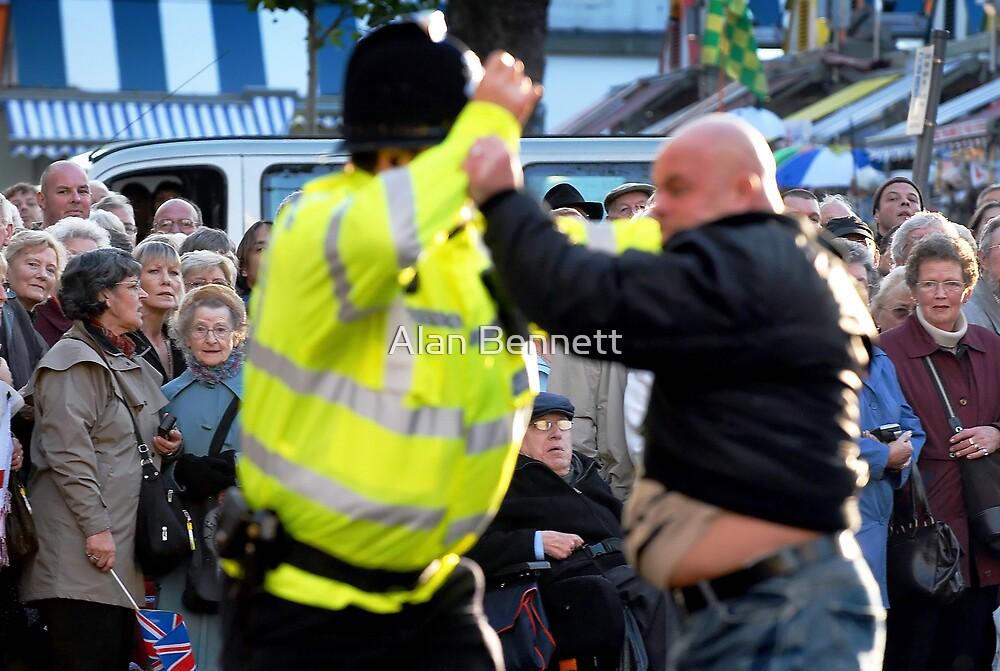 Street Dancing by Alan Bennett