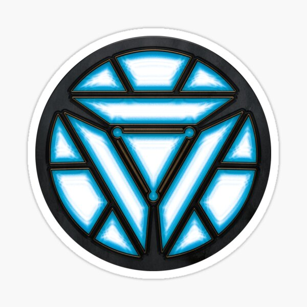 ARC REACTOR - New Element Sticker
