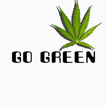 Go Green by oneshot2001