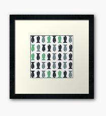 Swim Fish Framed Print