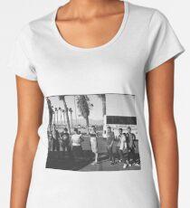 Amish Condoms Women's Premium T-Shirt