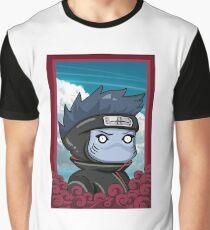 Naruto Kisame Graphic T-Shirt