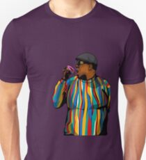 Doughnut Biggie smalls T-Shirt