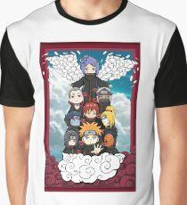 Naruto Akatsuki Graphic T-Shirt